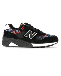 New Balance - Black '580 Elite Edition' Sneakers - Lyst