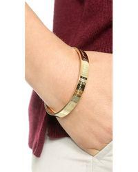 Samantha Wills | Metallic Astrology Bangle Bracelet - Cancer | Lyst