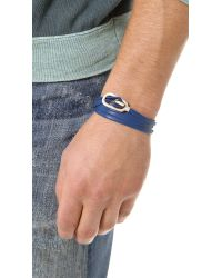 Miansai | Blue New Gamle Bracelet for Men | Lyst