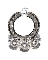 ALDO | Metallic Esalinda Necklace | Lyst