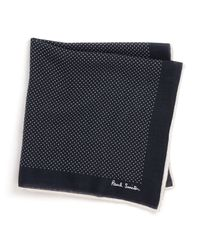 Paul Smith - Purple Polka Dot Pocket Square for Men - Lyst