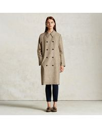 Trademark | Brown Trench Coat | Lyst