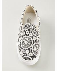 Chiara Ferragni | Natural 'cate' Sneakers | Lyst