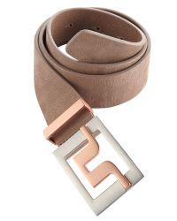 J.Lindeberg - Brown Slater 40 Casual Leather Belt for Men - Lyst