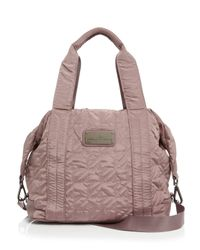 Adidas By Stella McCartney | Purple Tote - Small Gym Bag | Lyst