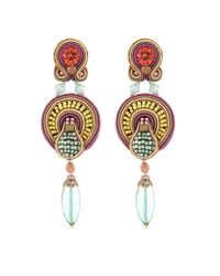 Dori Csengeri | Multicolor Harper Earrings | Lyst