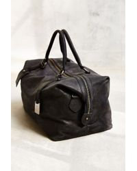 Frye - Black Logan Overnight Bag - Lyst