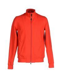 Peuterey - Red Sweatshirt for Men - Lyst