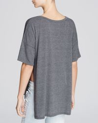 Project Social T - Gray My Favorite Tee - Lyst