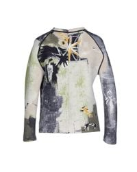 AQUILANO.RIMONDI - Green T-shirt - Lyst
