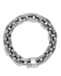 David Yurman | Metallic Royal Cord Large Link Bracelet for Men | Lyst