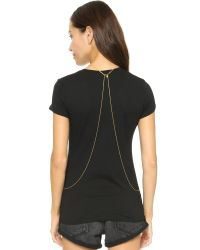 Gorjana | Metallic Nina Body Chain - Gold Matte | Lyst