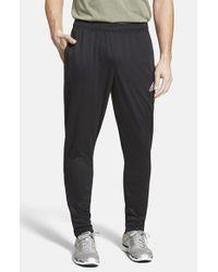 Adidas Originals | Black 'core 15' Slim Fit Climalite Training Pants for Men | Lyst