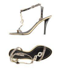 Nine West | Natural Sandals | Lyst