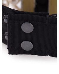 Lanvin | Black Pearls Bracelet | Lyst