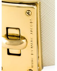 Marc By Marc Jacobs - White Buckled Cuff - Lyst