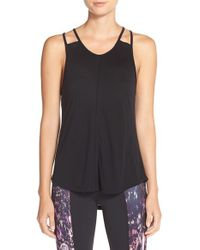 Karma | Black Beatrix Cut-Out Tank | Lyst