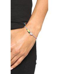 Venessa Arizaga | Multicolor Corney Bracelet | Lyst