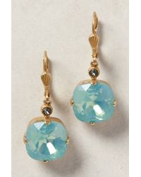 Anthropologie | Blue Catamarca Earrings | Lyst