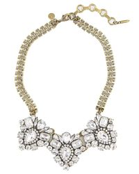 Loren Hope | Metallic Lucile Necklace | Lyst