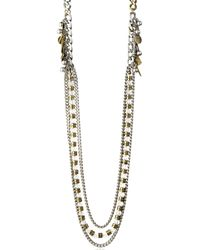Jenny Bird | Metallic Getty Necklace | Lyst