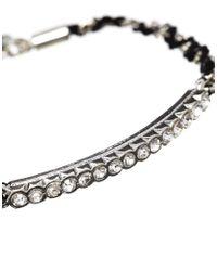Tokyo Jane | Black Lola String Bracelet | Lyst
