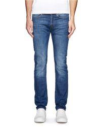 Paul Smith - Blue Slim Fit Jeans for Men - Lyst