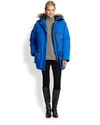 Canada Goose - Blue Bears Expedition Parka - Lyst