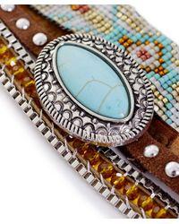 Hipanema   Blue Texas Bracelet   Lyst