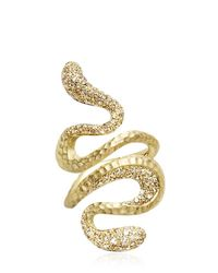 Antonini | Metallic Aurea Ring | Lyst
