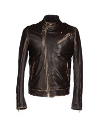 Alessandrini - Black Jacket for Men - Lyst