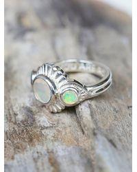 Free People - Metallic Bahgsu Jewels Womens Starlight Ring - Lyst