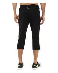 Nike - Black Squad Attack 3/4 Tech Pant Wp for Men - Lyst