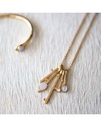 Kelly Wearstler | Metallic Mariposa Necklace | Lyst