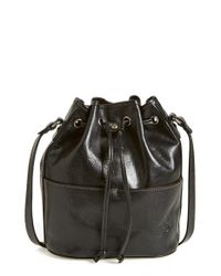 Patricia Nash | Black 'Bronte' Bucket Bag | Lyst