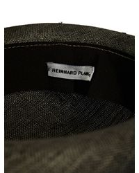 Reinhard Plank - Gray New Season - Mens Manco Straw Hat for Men - Lyst