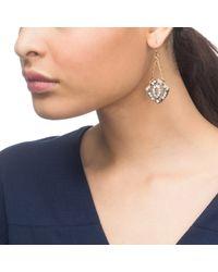 Lulu Frost - Metallic Atrium Earring - Lyst