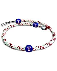 Game Wear - Red Texas Rangers Frozen Rope Necklace - Lyst