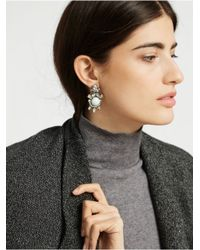 BaubleBar | Metallic Angelic Drops - Mint | Lyst
