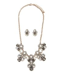 Forever 21 | Metallic Statement Jewelry Set | Lyst