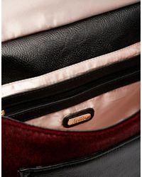 Faith - Purple Faux Pony Pocket Grab Tote Bag - Lyst