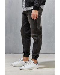 Timberland - Gray Pacific Grey Denim Jogger for Men - Lyst
