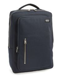 Jack Spade | Blue Nylon Cargo Backpack for Men | Lyst