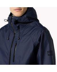 Tommy Hilfiger   Blue Tech Jacket for Men   Lyst