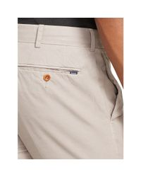 Polo Ralph Lauren | Metallic Slim-fit Light Weight Chino for Men | Lyst