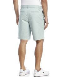 Original Penguin | Green Straight Fit Chino Shorts for Men | Lyst