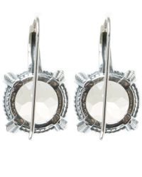 Stephen Dweck | Metallic Silver Citrine Earrings | Lyst