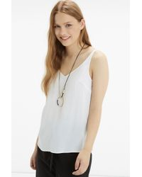 Oasis - Metallic Oval Link Long Necklace - Lyst