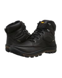 Keen | Brown Anchor Park Boot Wp for Men | Lyst