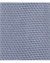 Reiss | Blue Champ Knitted Silk Tie for Men | Lyst
